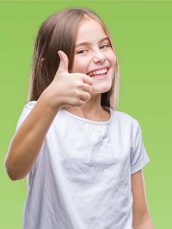 Bild Gesunde Milchzähne - Zahnarztpraxis Zahnpoint Eicklingen