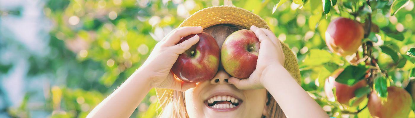 Bild Gesunde Kinderzähne