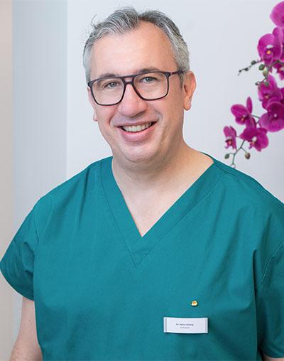 Bild Zahnarzt Dr. med. dent. Harry Imberg