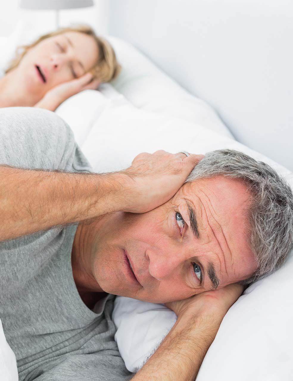 Bild Zahnärztliche Schlafmedizin - Schnarchen - Zahnarztpraxis Zahnpoint Eicklingen