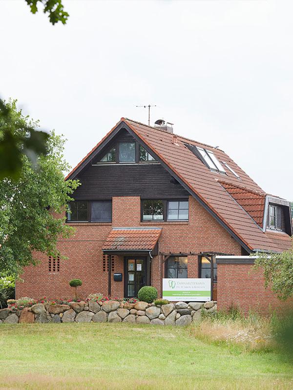 Praxis Eicklingen Haus